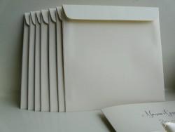 koperty kwadratowe kremowe