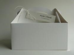 pudełko na ciasto nr 2